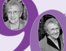 Rosalie's 90th Birthday Invitation